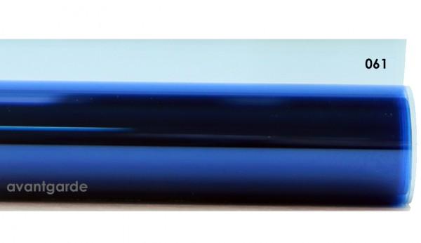 Rosco E-COLOUR 061 Mist Blue, Bogen / Sheet