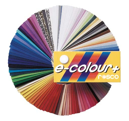 Rosco E-COLOUR 242, Fluorescent 4300 K, Bogen / Sheet