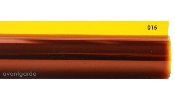Rosco E-COLOUR 015, Deep Straw, Rolle 7,62m x 1,22m