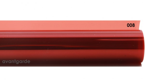 Rosco E-COLOUR 008, Dark Salmon, Bogen / Sheet