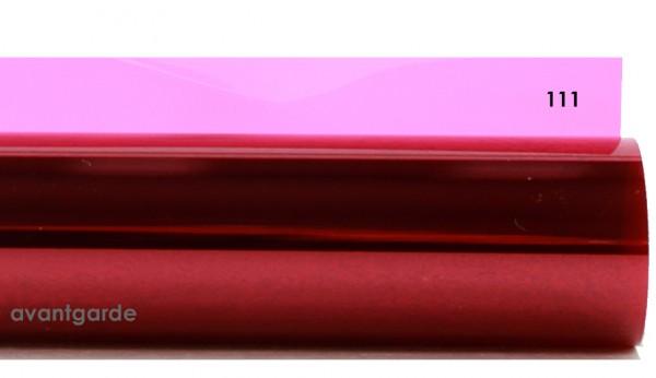 Rosco E-COLOUR 111, Dark Pink, Rolle 7,62m x 1,22m