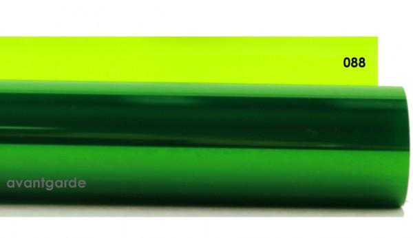 Rosco E-COLOUR 088, Lime Green, Rolle 7,62m x 1,22m