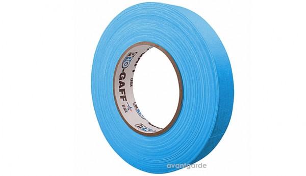Pro Gaff Neon Tape fluoreszierend, blau 12/45,7