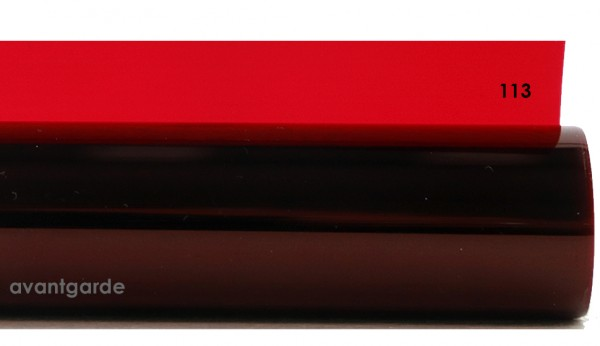 Rosco E-COLOUR 113, Magenta, Bogen / Sheet