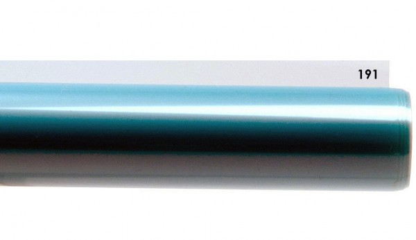 Rosco E-COLOUR 191, Aqua Blue, Rolle 7,62m x 1,22m