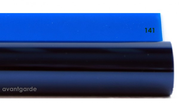 Rosco E-COLOUR 141, Bright Blue