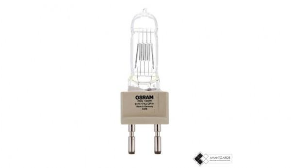 Osram, CP 71, 64747, Leuchtmittel 1000W, G22