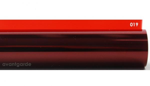 Rosco E-COLOUR 019, Fire, Rolle 7,62m x 1,22m