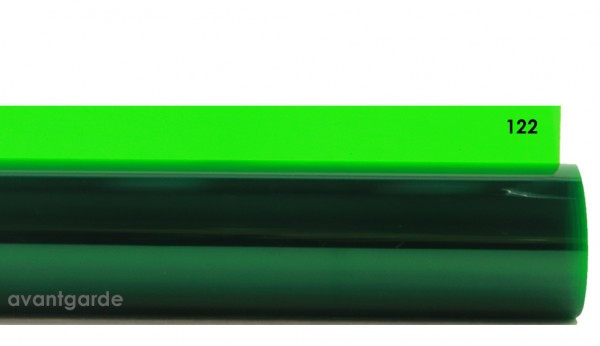 Rosco E-COLOUR 122, Fern Green, Rolle 7,62m x 1,22m