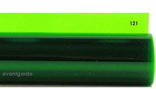 Rosco E-COLOUR 121, Leaf Green, Rolle 7,62m x 1,22m